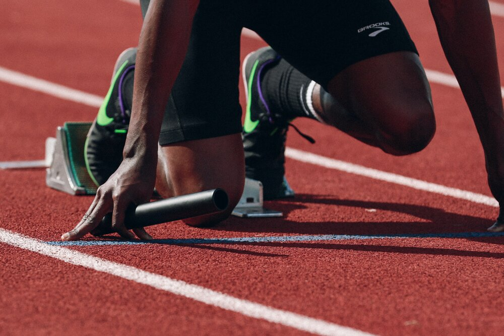 Your career may be a marathon but any specific job search is a sprint. Ready, set, go!