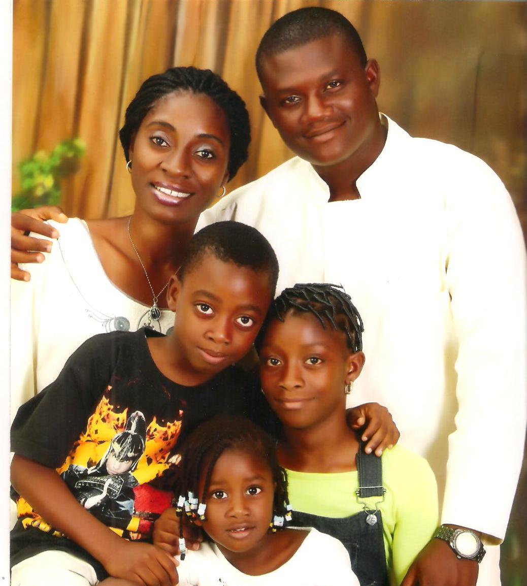 Nigeria - Deji Ayodele Adekoya