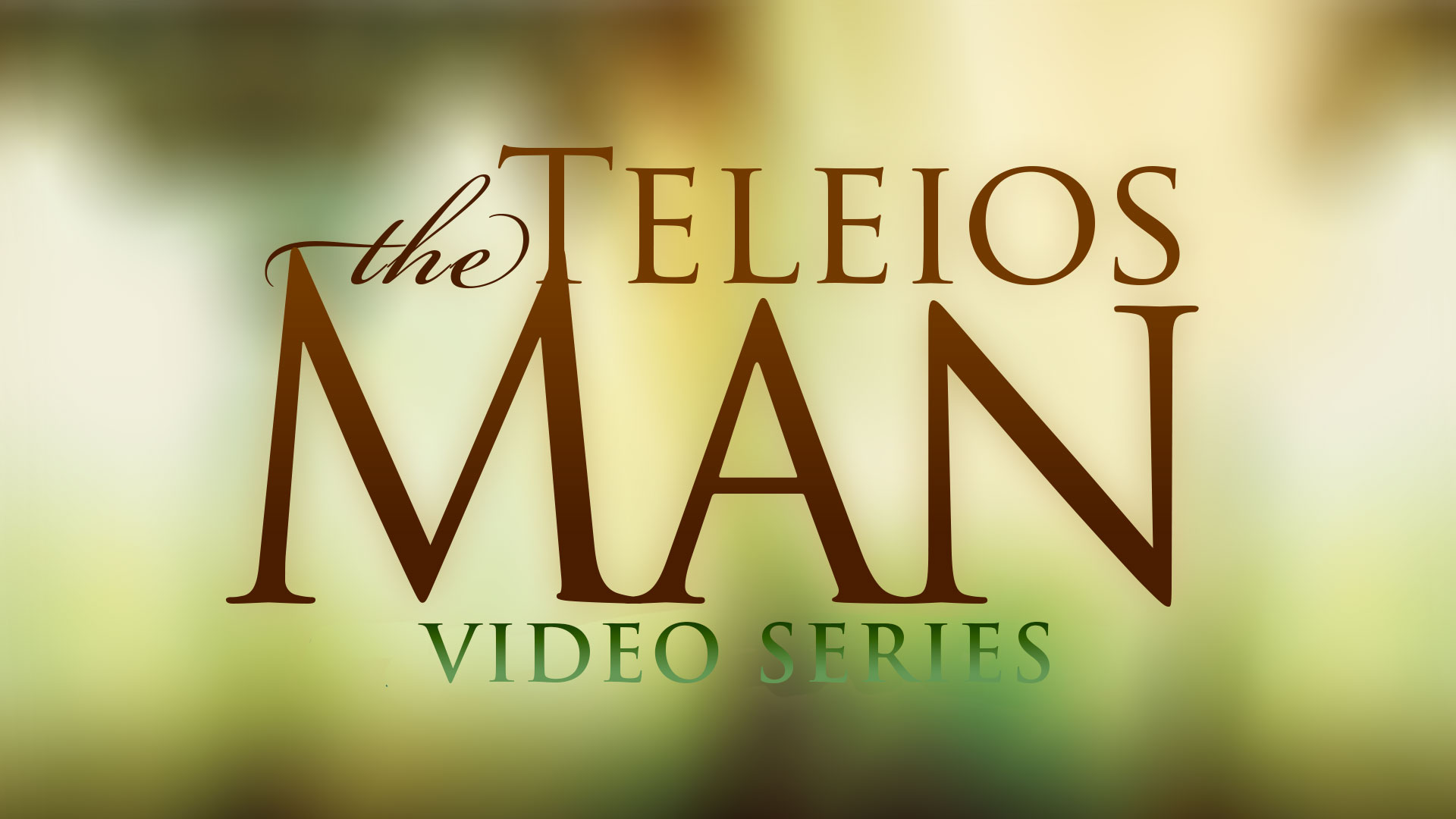 """Once we confess Him, Jesus takes all our sins and in exchange gives us righteousness. In his book, """"The Teleios Man,"""" Larry Titus starts off by describing man's new identity in Christ as a Teleios (complete, perfected, finished) man.The work now consists of having soul and body put on what the spirit already has.    Watch Now!"""