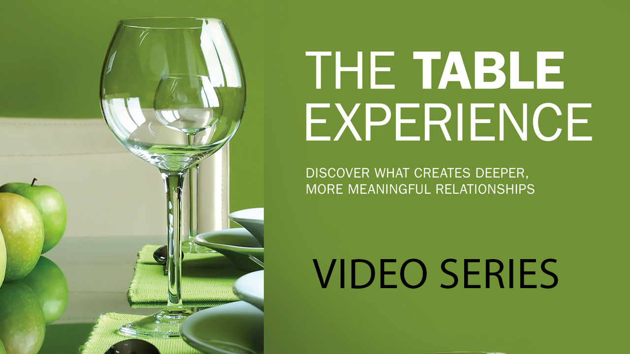 """Devi Titus' book, """"The Table Experience"""" is a book based on Devi's quest to find out what is missing in our homes as Christians. Whatch this first episode, 'What are we missing?,' and learn about her discoveries on how to make home the happiest place in the world    Watch Now!"""