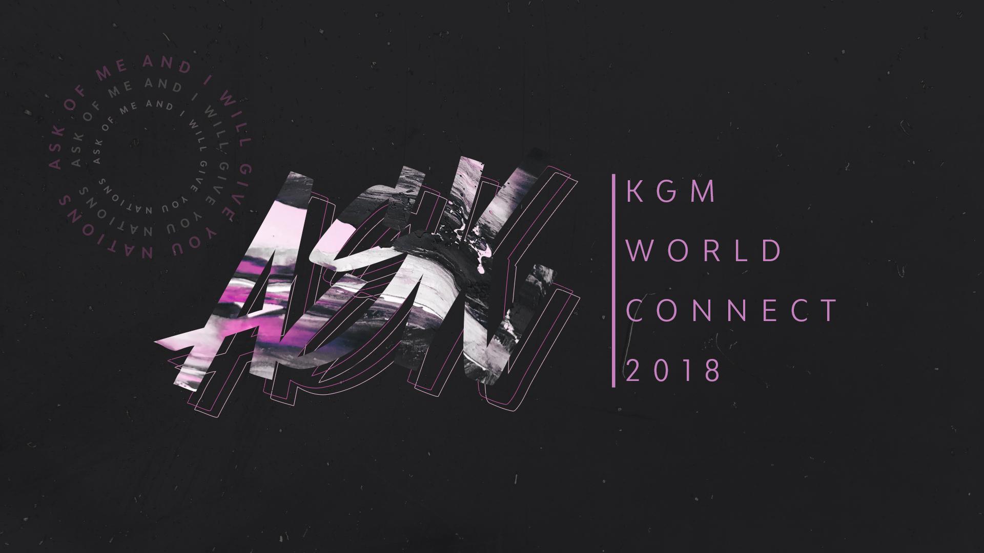 Kingdom Global Ministries ⁄ World Connect 2018