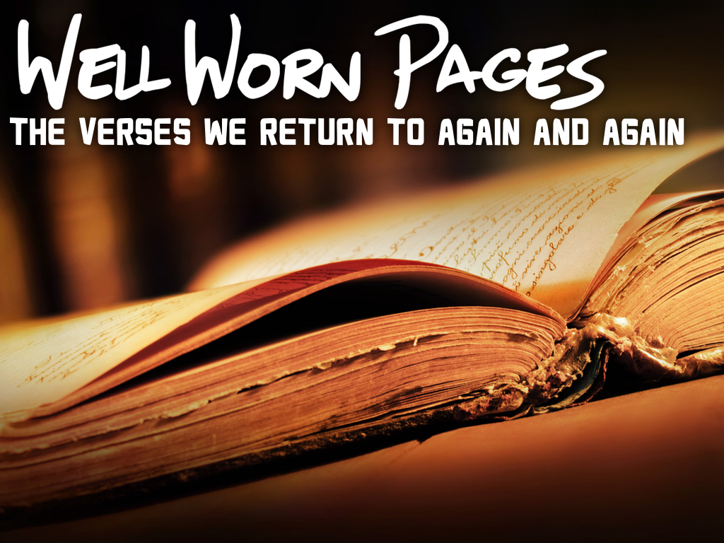 March 6, 2016 ~ Don't Worry, Trust God (Phil. 4:6-7) ~ Pastor Dave Locke