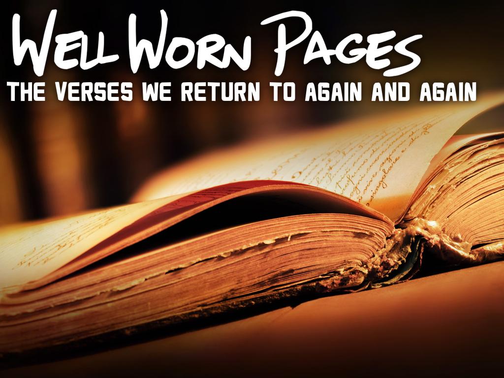 Sunday PM Series 2016 ~ Beth Eden Pastoral Staff