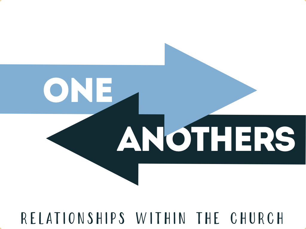 February 26, 2017 ~ One Another ~ Pastor Randy Vawter