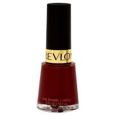 Revlon Nail Enamel in Raven Red