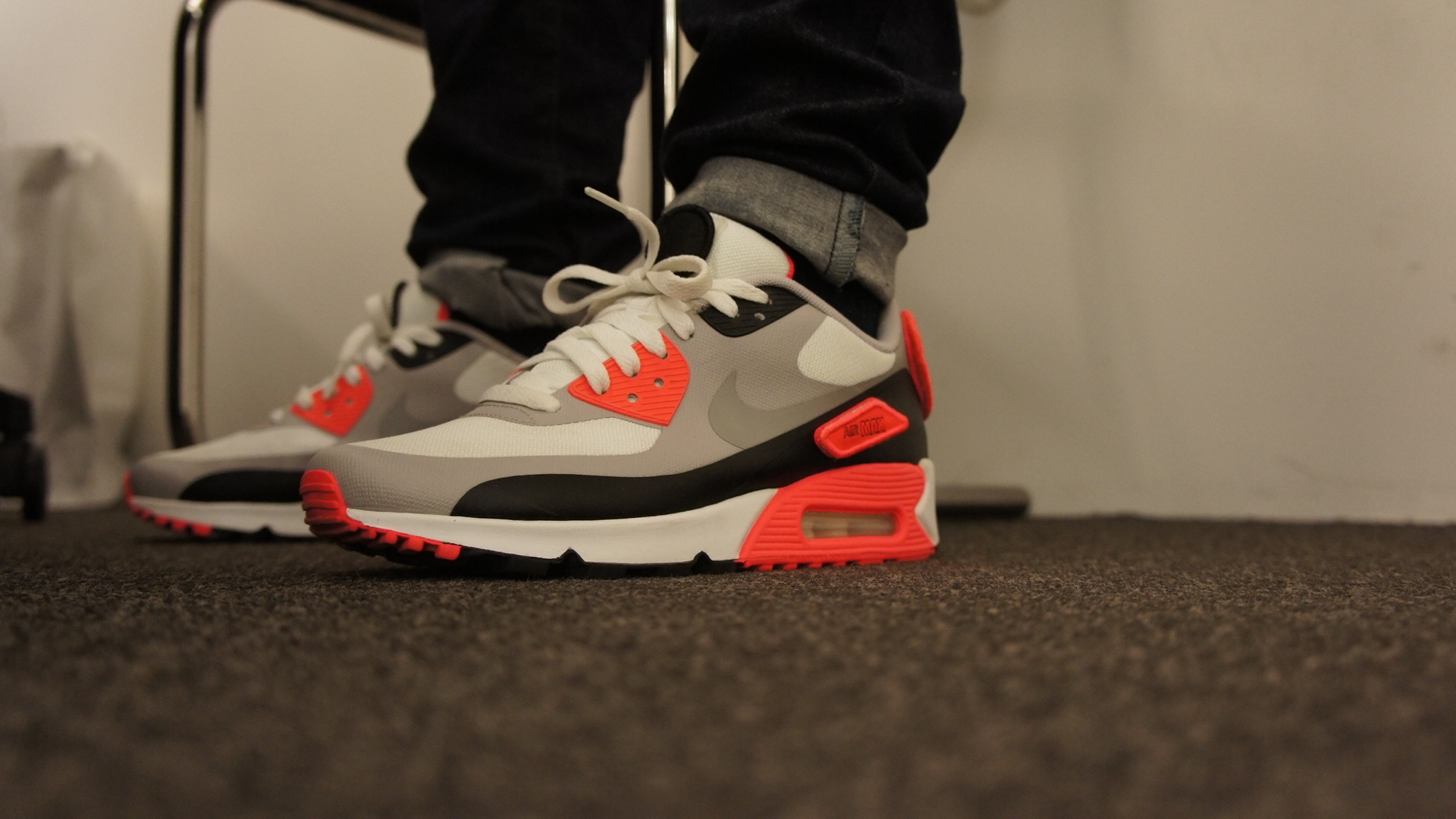 """Air Max 90 Infrared """"Patch"""""""