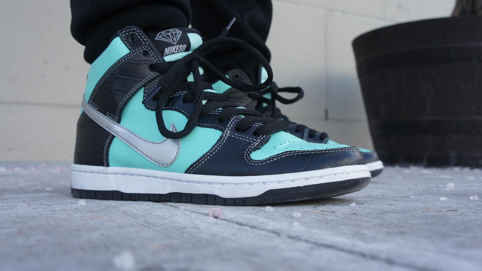 Nike SB Tiffany High