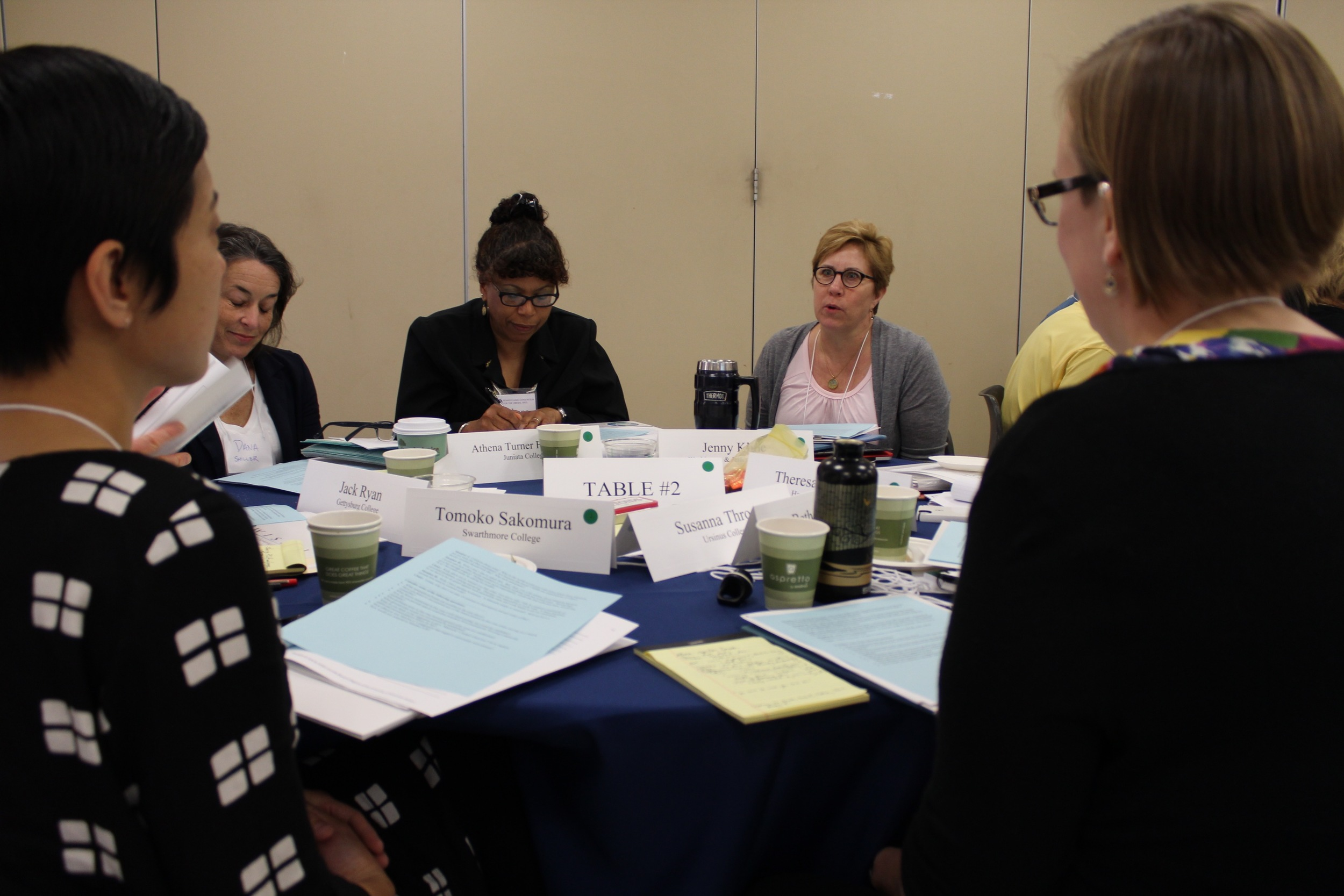Hiring for Faculty Diversity workshop at F&M