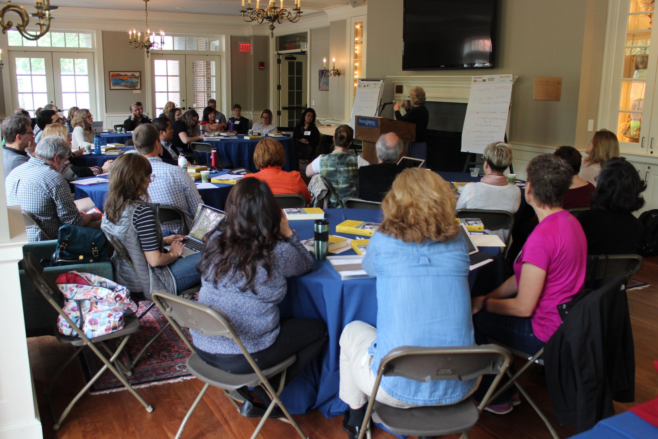 PCLA Academic Department Chair Workshop