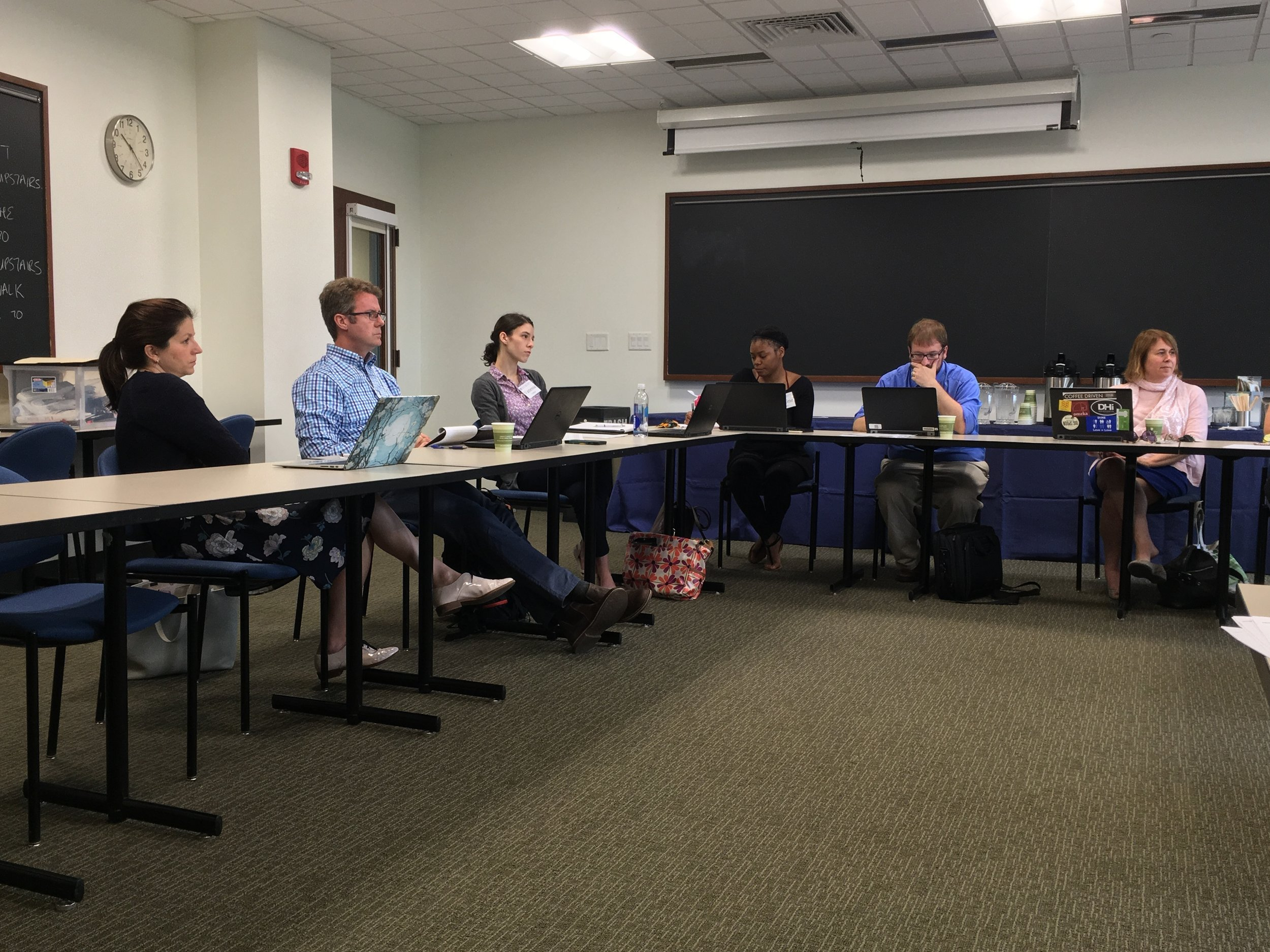 PCLA Arthur Vining Davis Teaching and Learning Award recipients
