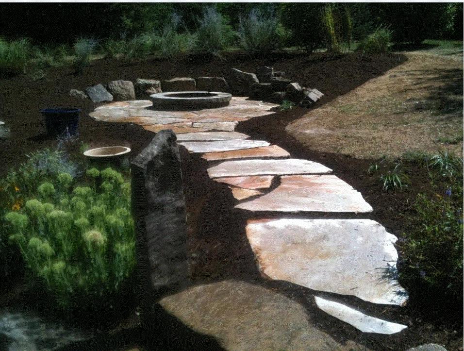 Sandstone Flagstone Walkway Picture 1.jpg