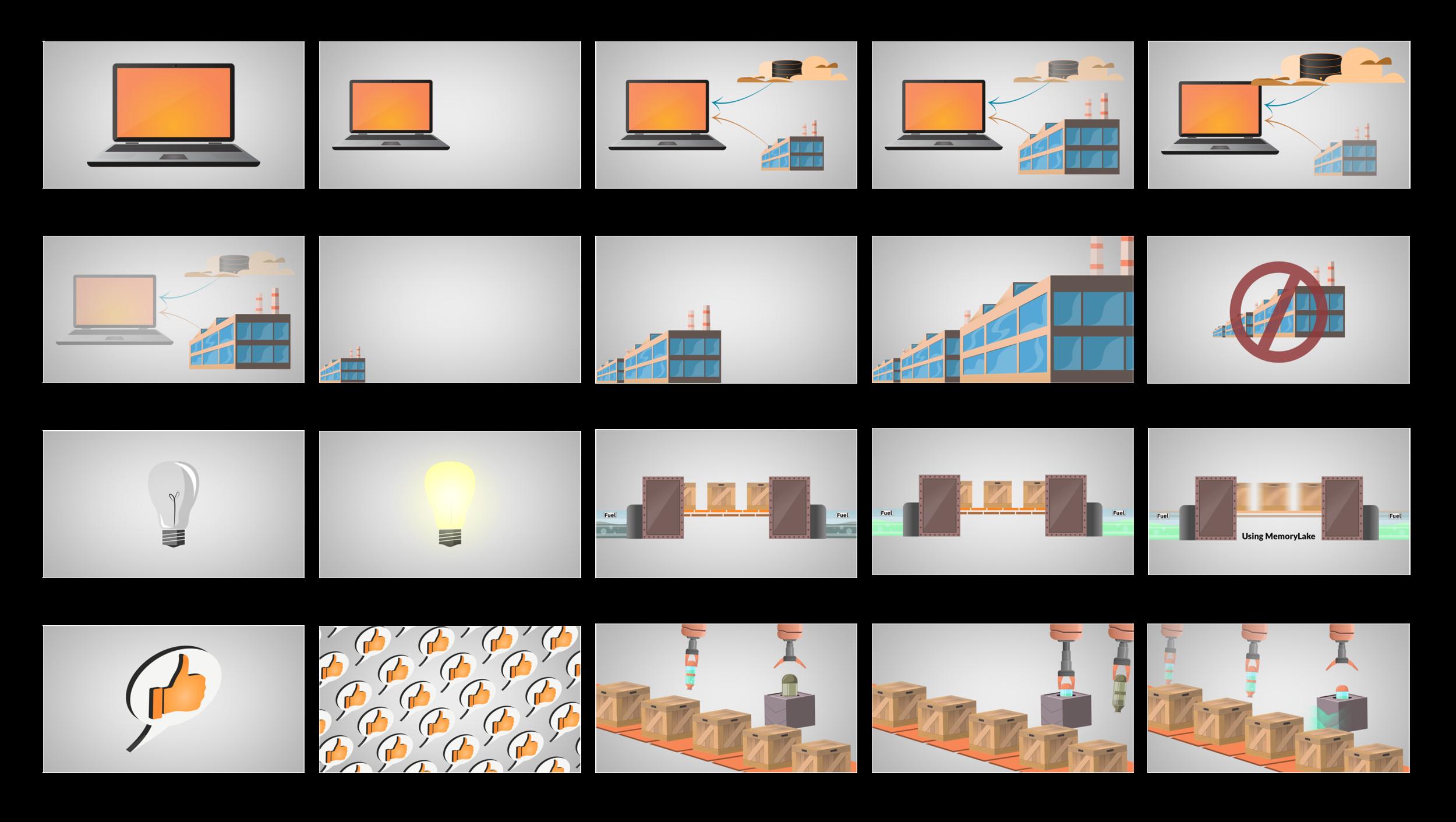Cancun MemoryLake Animation Pg2
