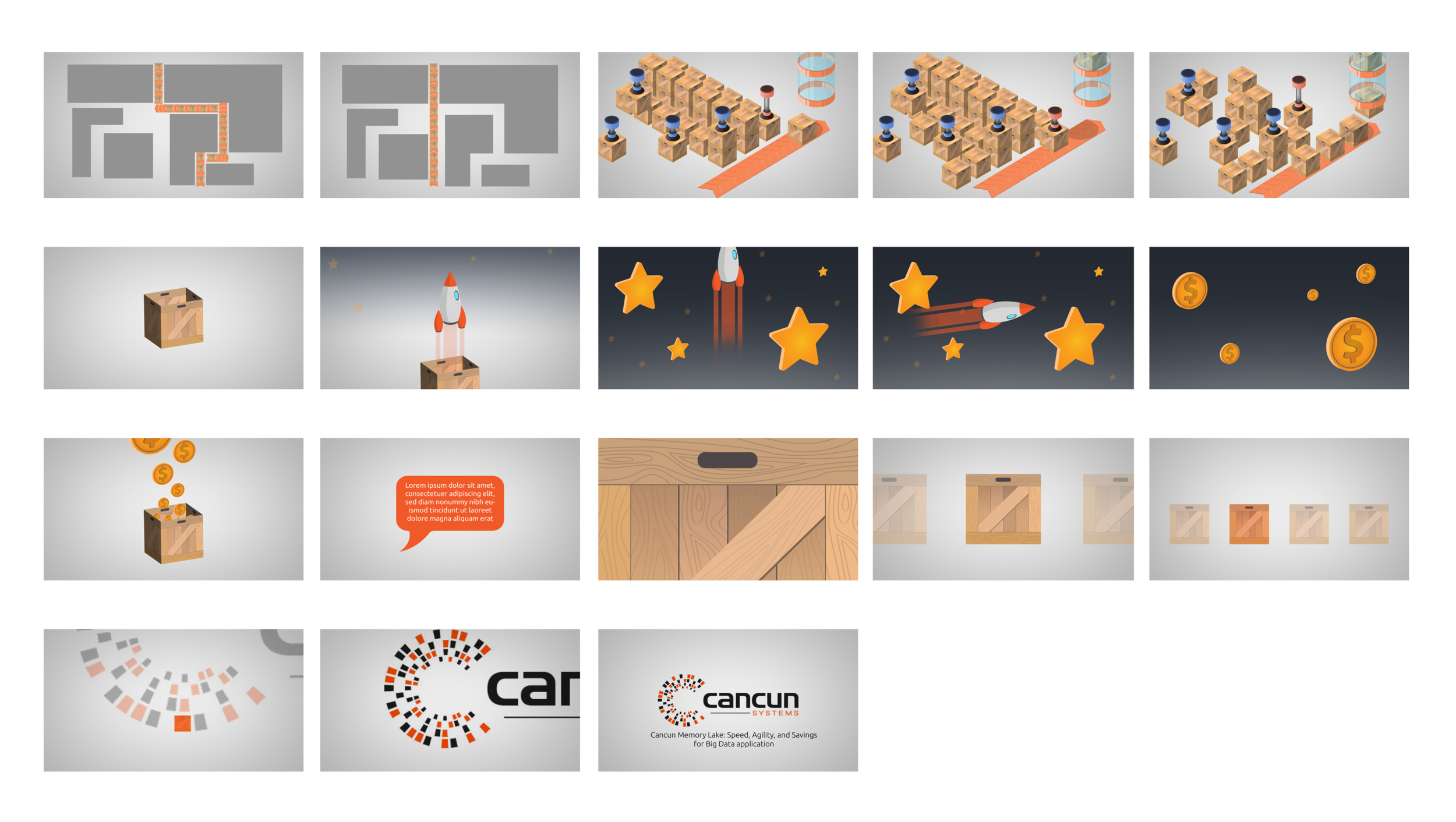 Cancun MemoryLake Animation Pg3