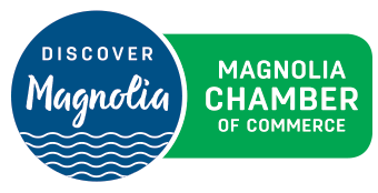 Petit Pierre Bakery is proudly member of the Magnolia Chamber of commerce.