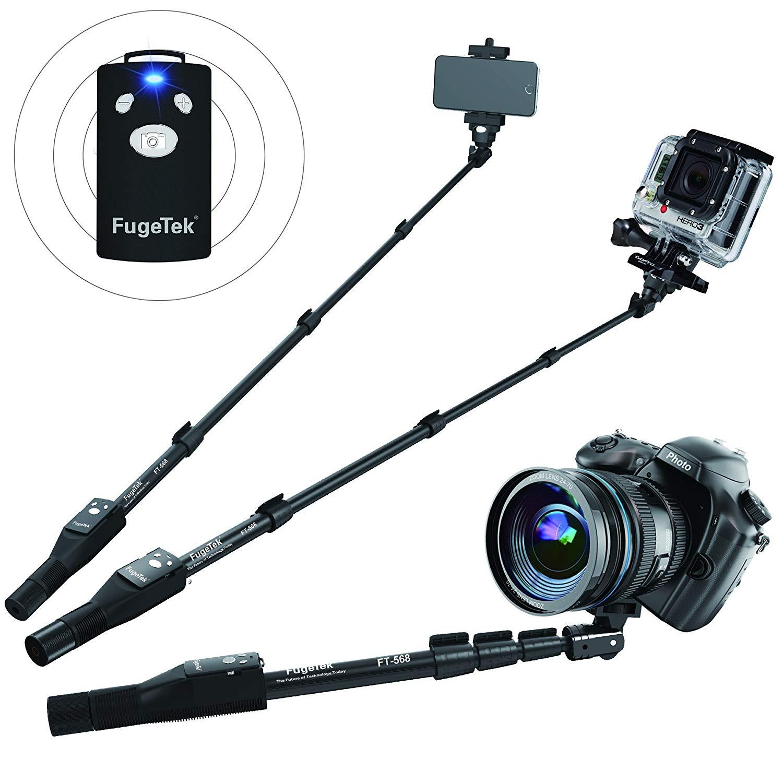 Fugetek FT-568 Professional High End Selfie Stick