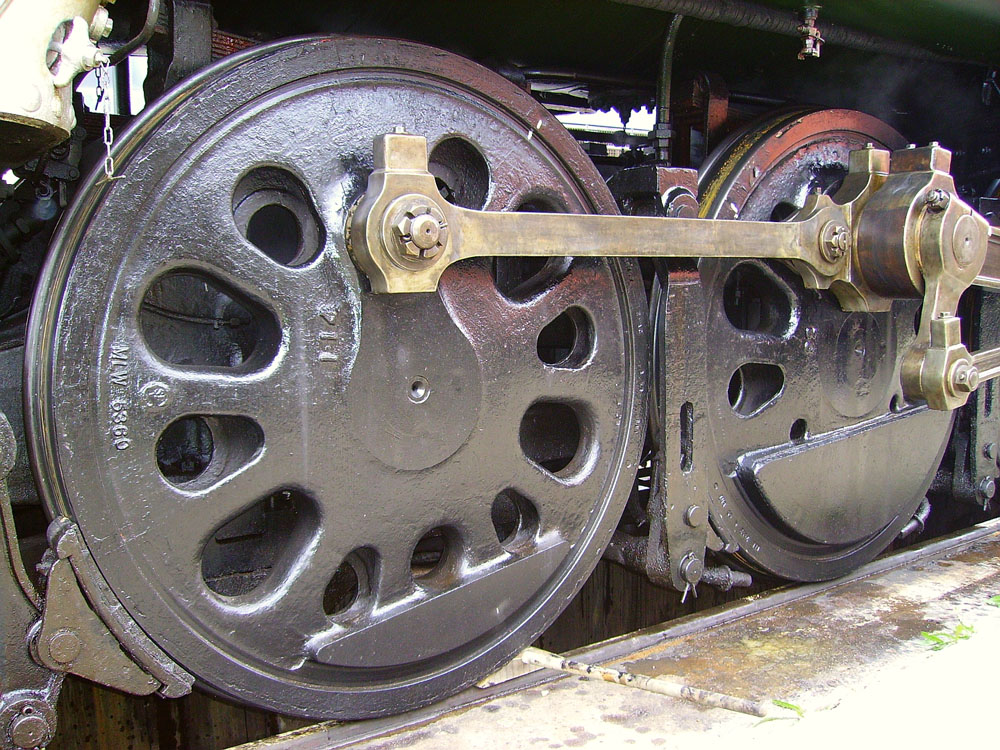 65 inch Boxpok wheels