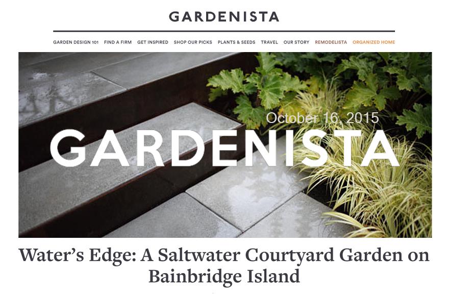 Gardenista - Bainbridge Garden