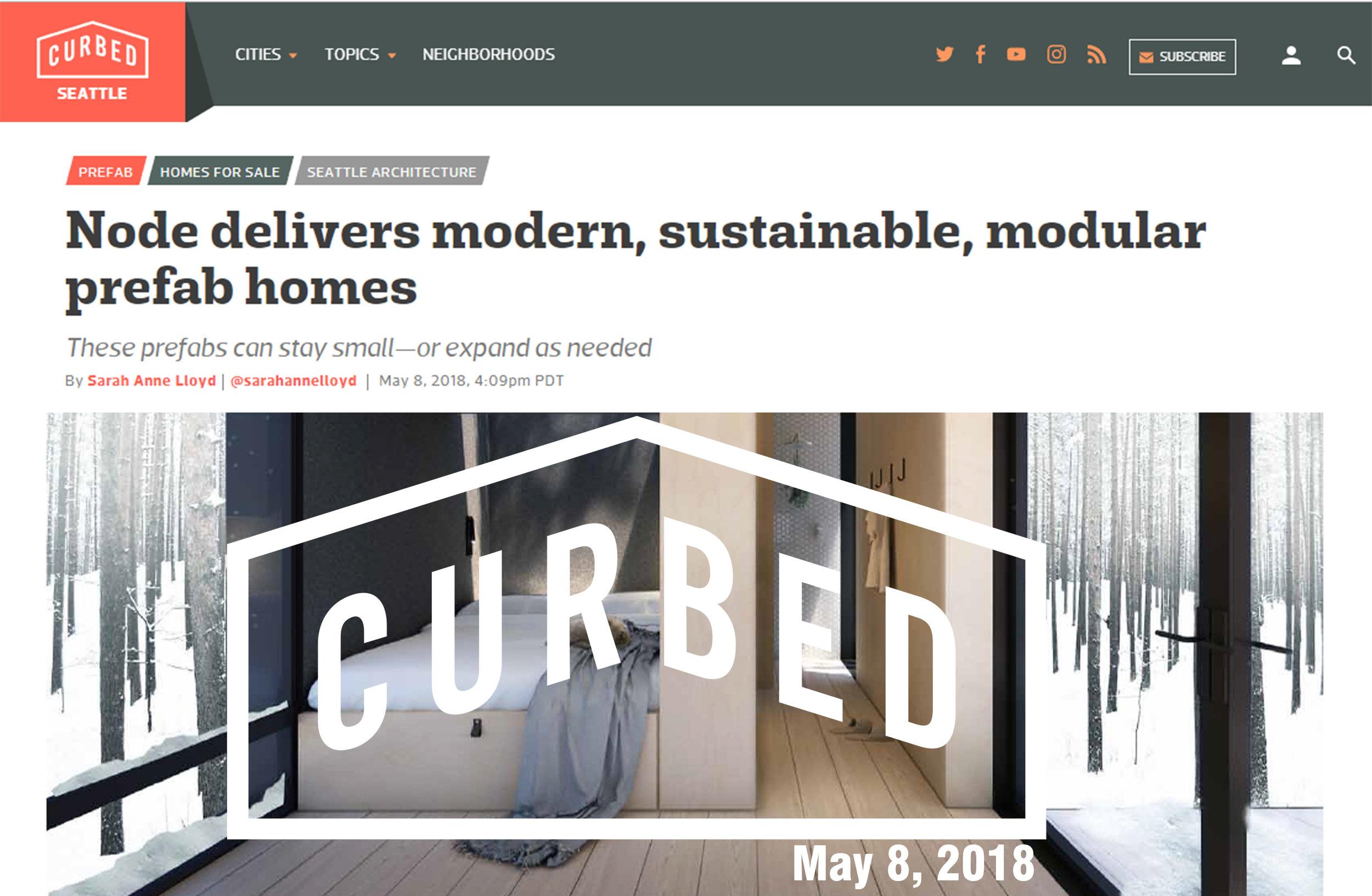 Curbed - NODE