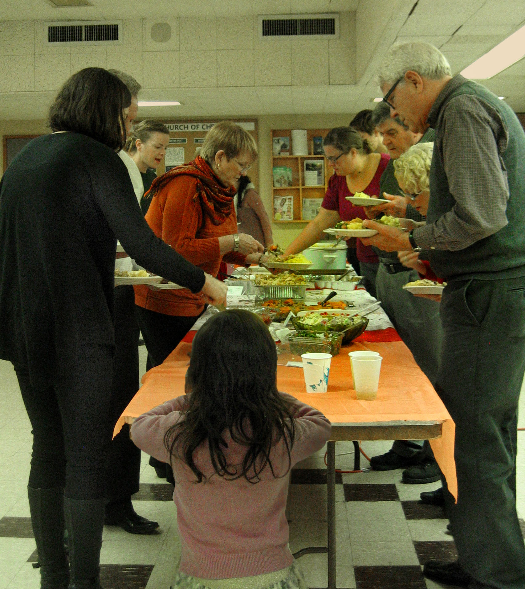 3.15 Buffet table Nov 20.JPG
