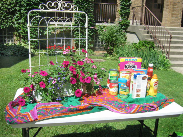1.25 Food Pantry Lawn Altar.JPG