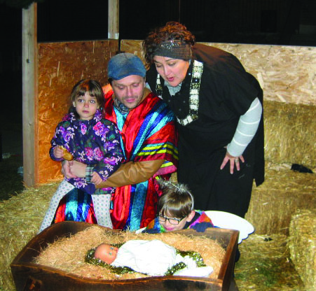 2.3 Living Nativity booth.JPG