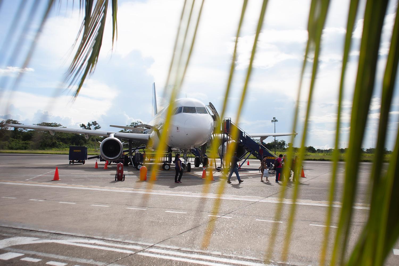 Aeropuerto Puerto Maldonado