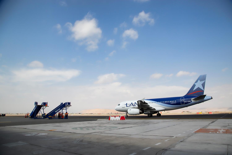 Aeropuerto Tacna - Andino