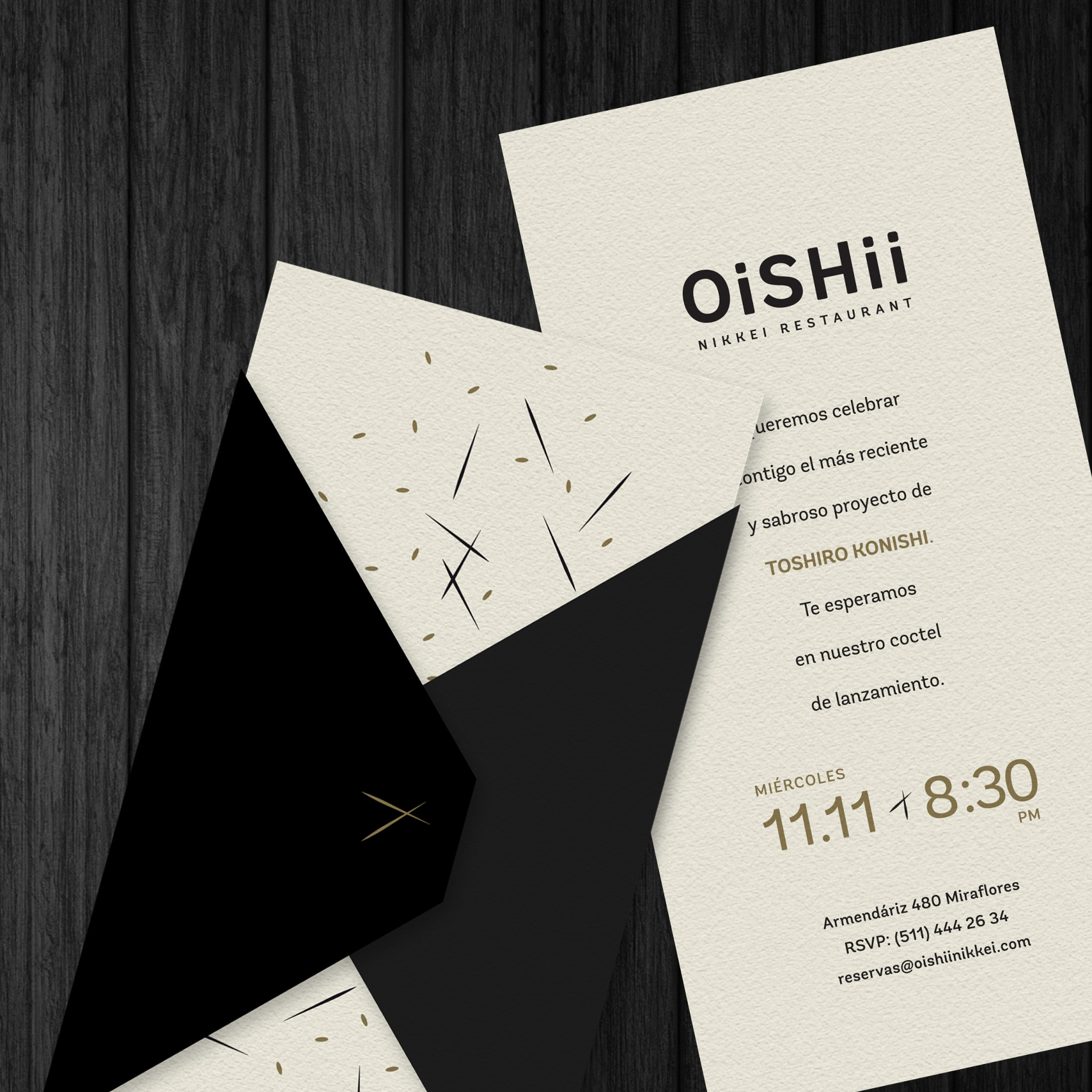 Restaurante Toshi Mmt Photography Graphics