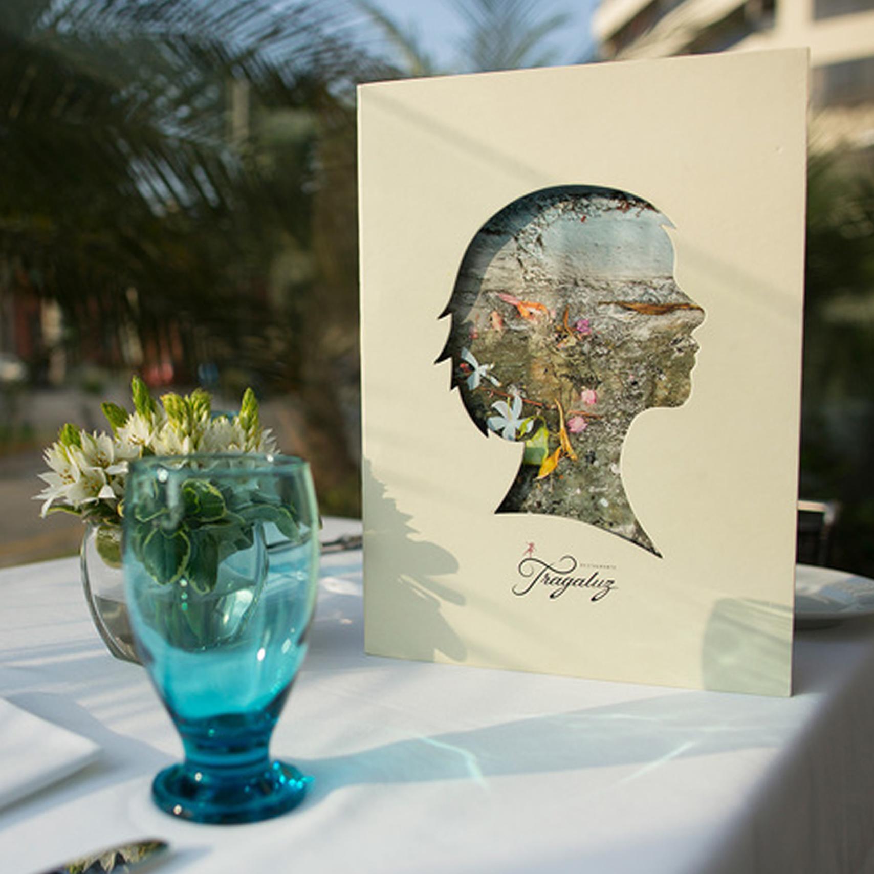 Restaurante Tragaluz    Identidad gráfica y fotografía.
