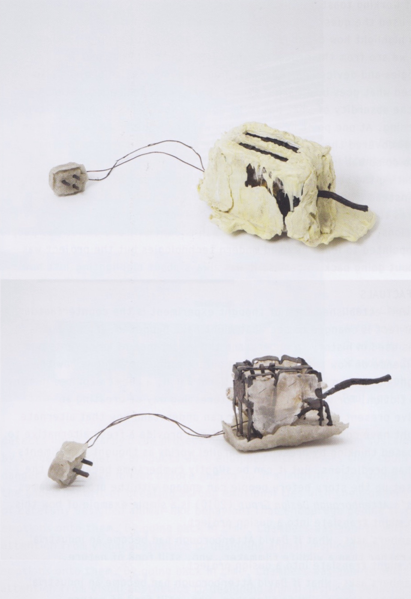 Thomas Thwaites,   The Toaster Project  , 2009, P.C. Daniel Alexander.