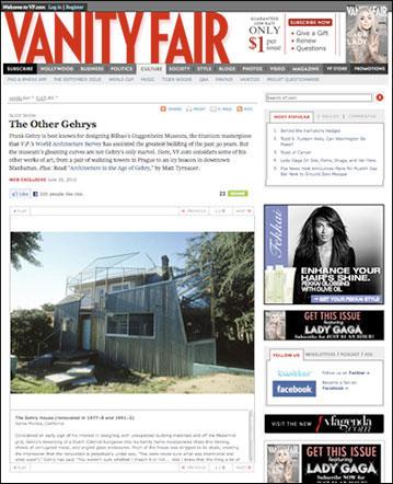 Frank Gehry's House 1980