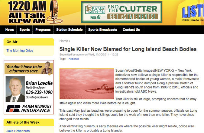 KLPW Radio 2011