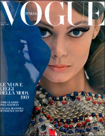 Vogue Cover 1968