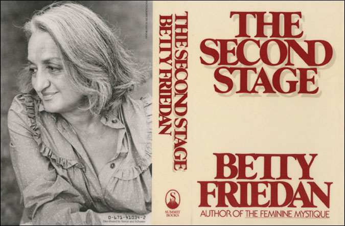 Betty Friedan 1981