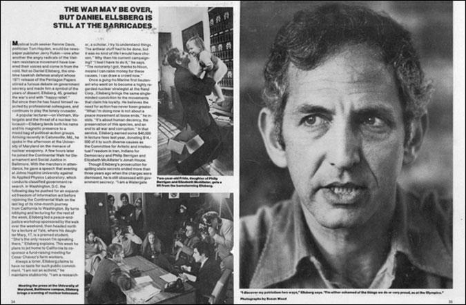 Daniel Ellsberg 1976