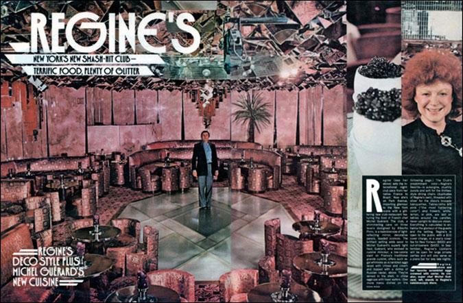 Regine's 1976