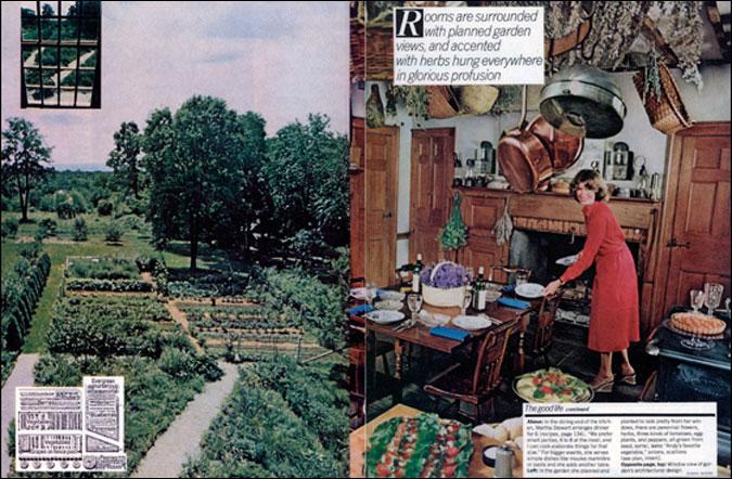 Martha Stewart 1976
