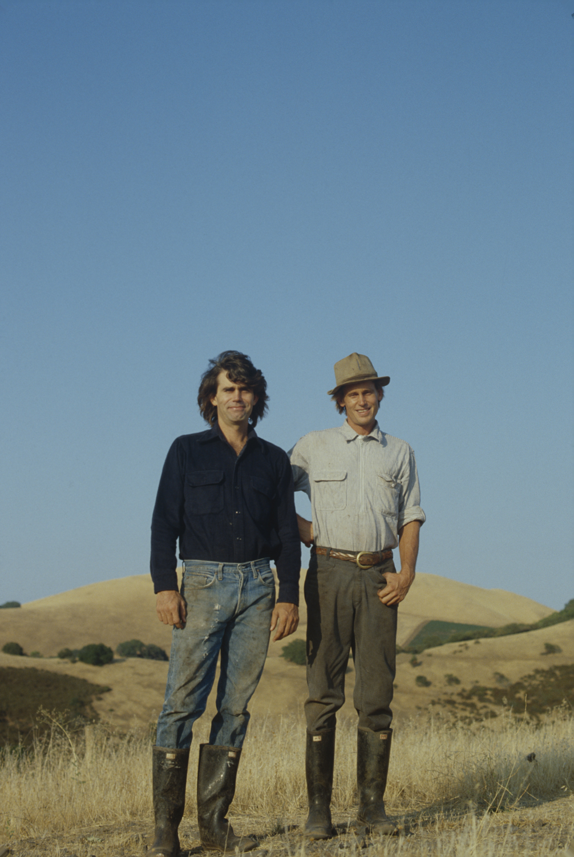 Steve & John Kistler 1981