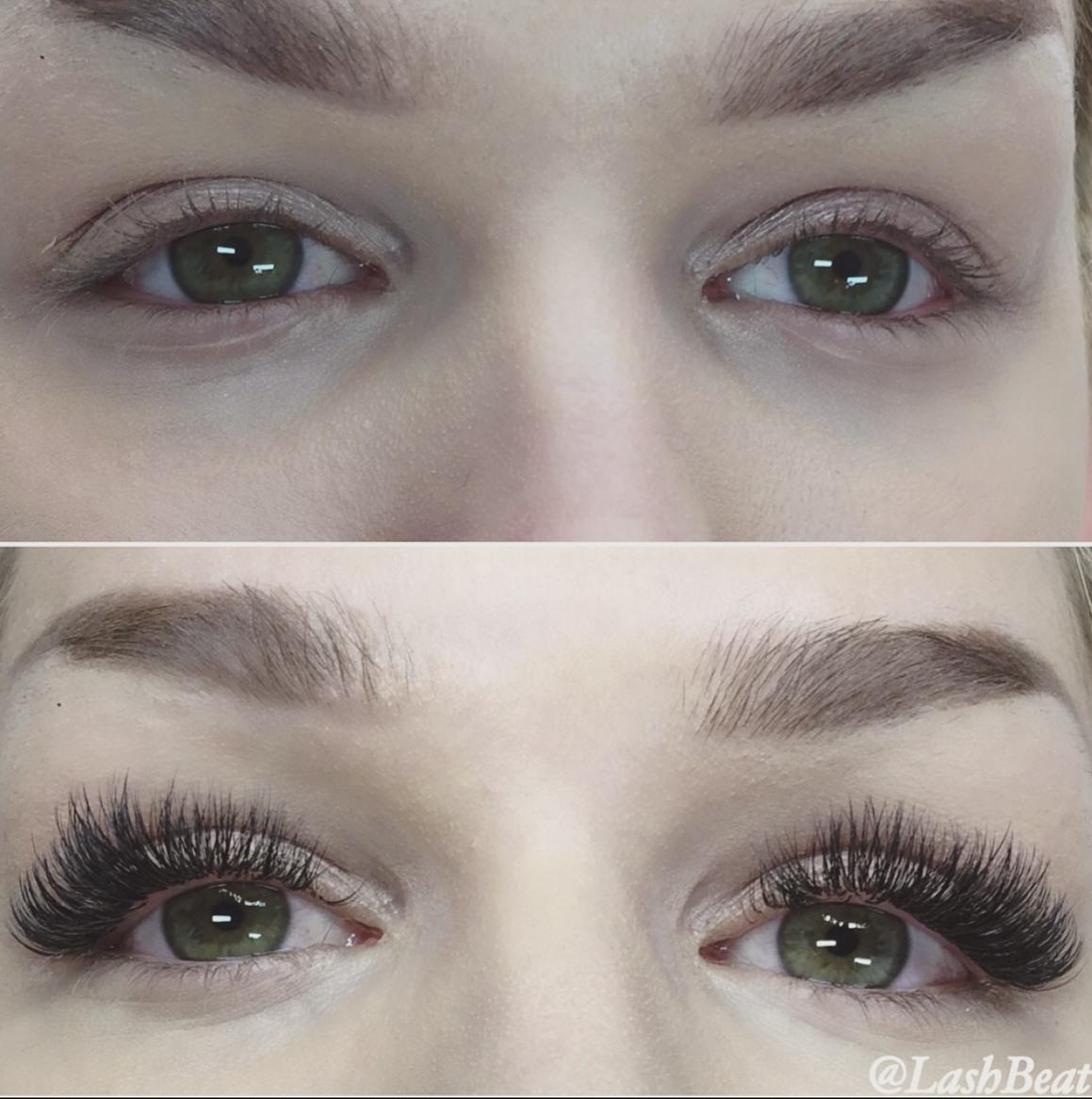 BEFORE/AFTER — LASH CO