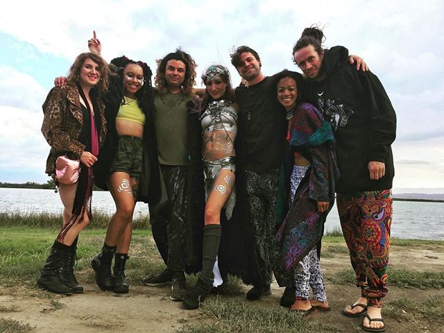 @libfestival was so much fun!! Mad love to our camp, our crews, The Stacks for bringing us out to perform, and everyone who came to get down with us at our set!!! That was by far our favorite LIB yet ⚡️💙⚡️ Pics & vids from our set coming soon!!