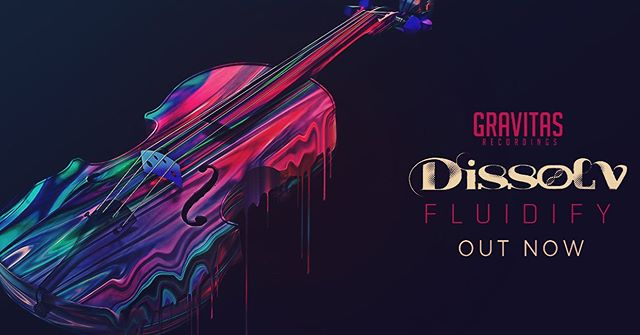 "Want some new music to spice up your Monday? Check out our NEW EP ""FLUIDIFY"" - OUT NOW on @gravitasrecordings !  LISTEN NOW: link in our bio!"