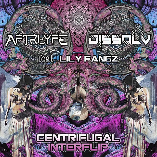 "And without further ado, we present to you our new collab w/AFTRLYFE ft. hip hop lyricist @lilyfangz... ""CENTRIFUGAL INTERFLIP""! ⠀ ⠀ Check it out via the link in our bio 🔥"