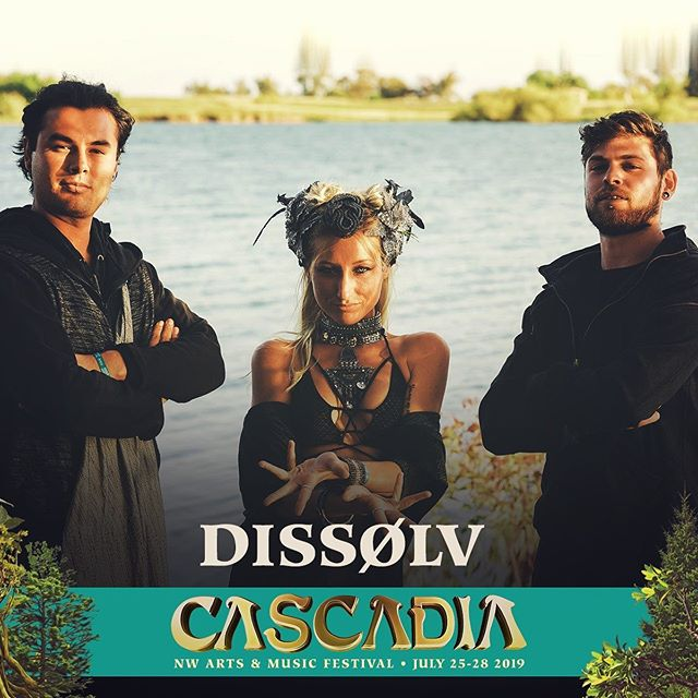 Next week, we're heading to @cascadianwfest!⠀ ⠀ This will be our first time attending this gathering and we can't wait to play in the forest with the Washington tribe! ⠀ ⠀ Get Your Tickets: http://bit.ly/Tier2-Tix
