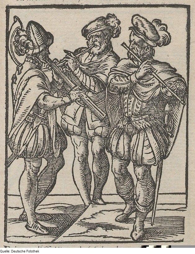 Jost Amman, from the book Speculum vitae aulicae..., 1623