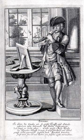 Johann Christoph Weigel, Musicalisches Theatrum (Nuremberg c.1715)