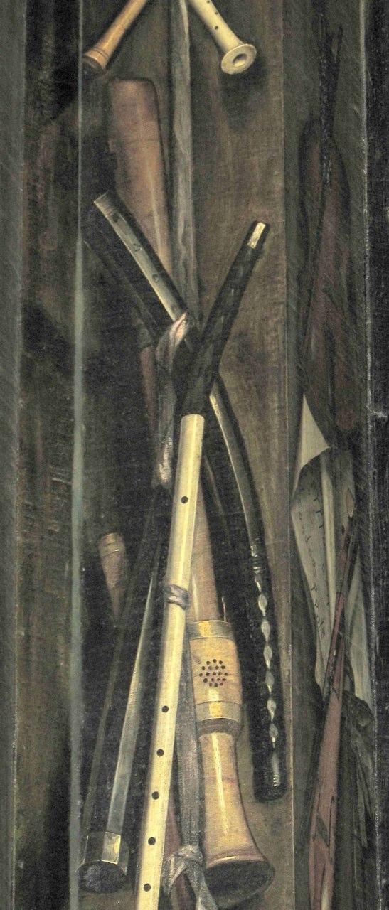 Detail, Amsteram Oude Kerk