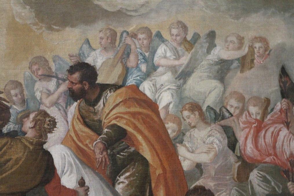 Veronese, Battaglia de Lepanto, Venice, Accademia