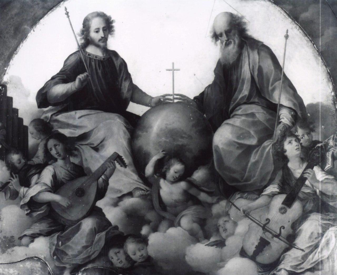 Girolamo Imparato(1549-1607), Abbazia di Montecassino