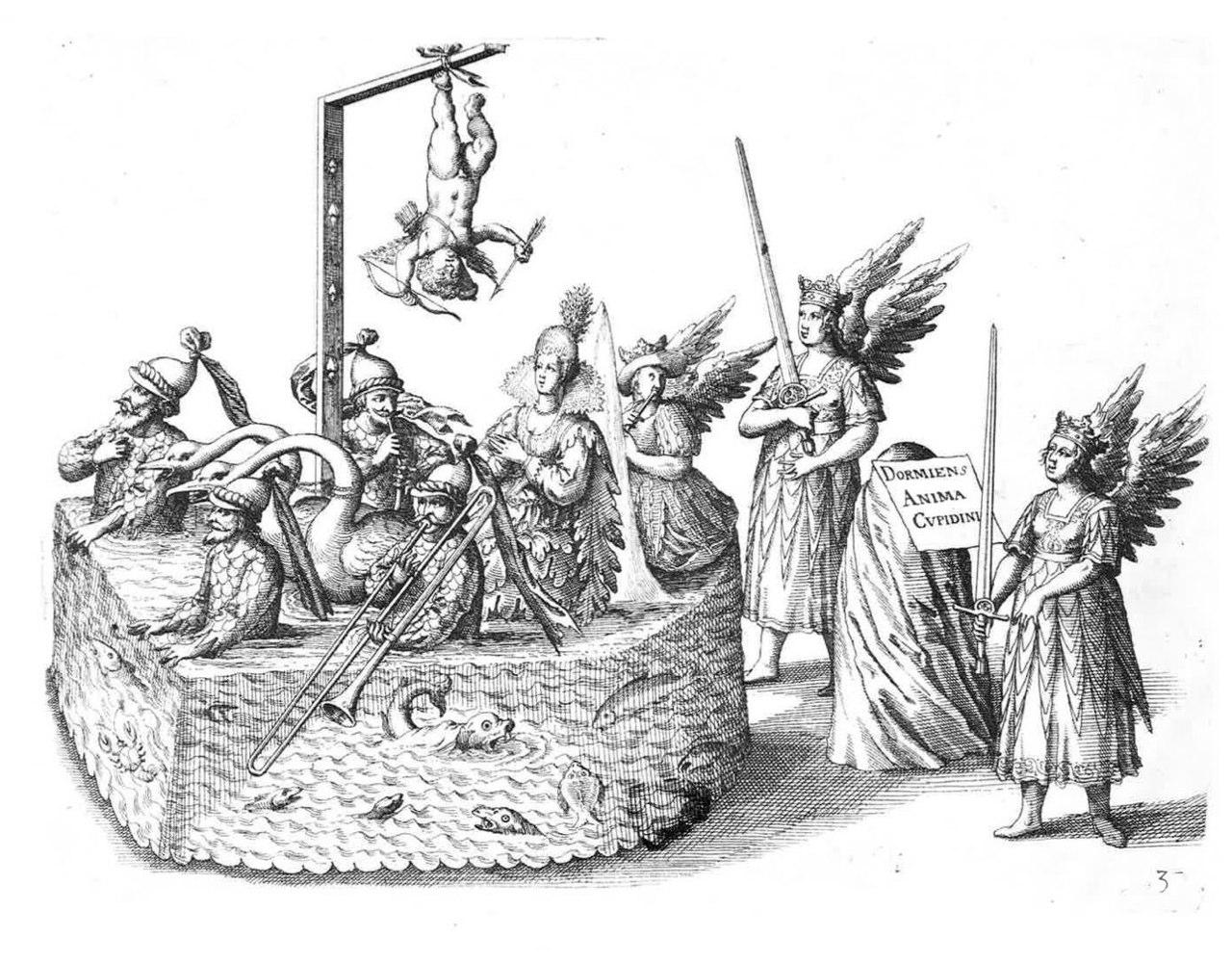 Esias van Husten, Repraesentatipn der Fürstlichen Aufzug und Ritterspil, Stuttgart, 1616. Metropolitan Museum, NY. Contributed by Pietro Modesti