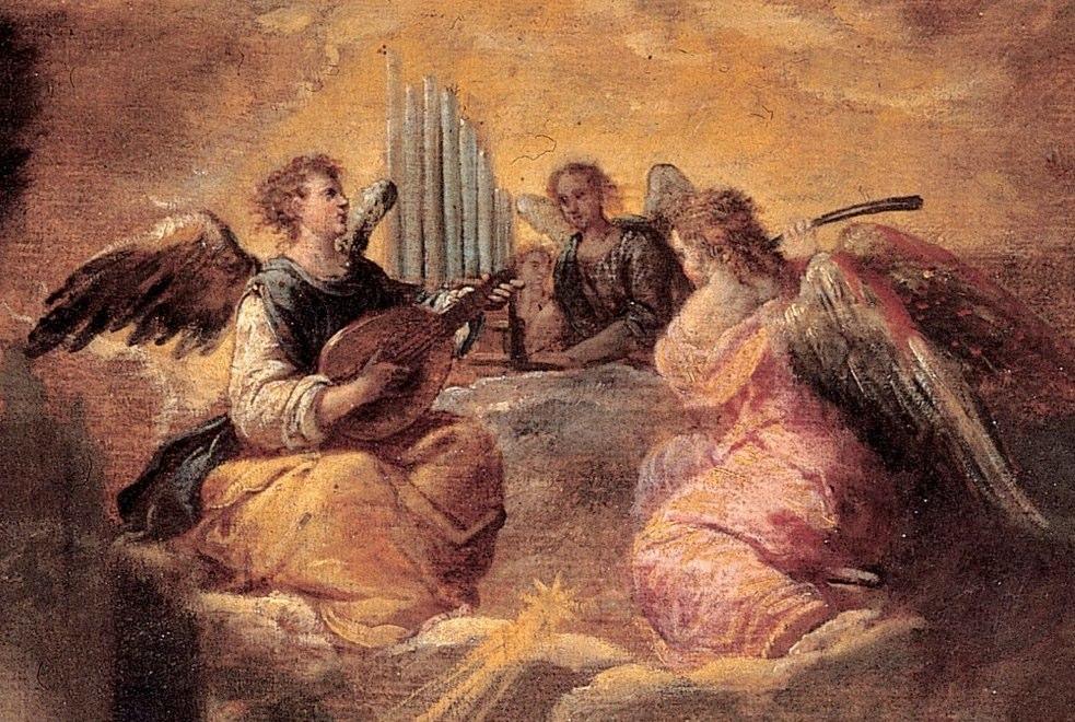 Scarsellino (Ippolito Scarsella (1550-1620), Adoration of the Magi, ca. 1610.